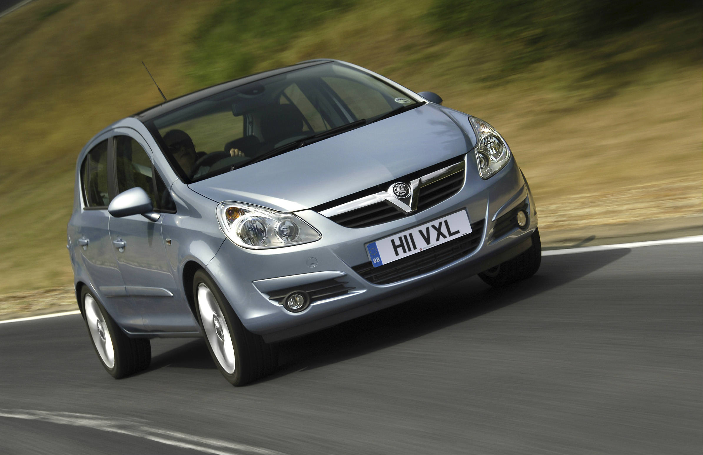 Vauxhall Corsa competent drive