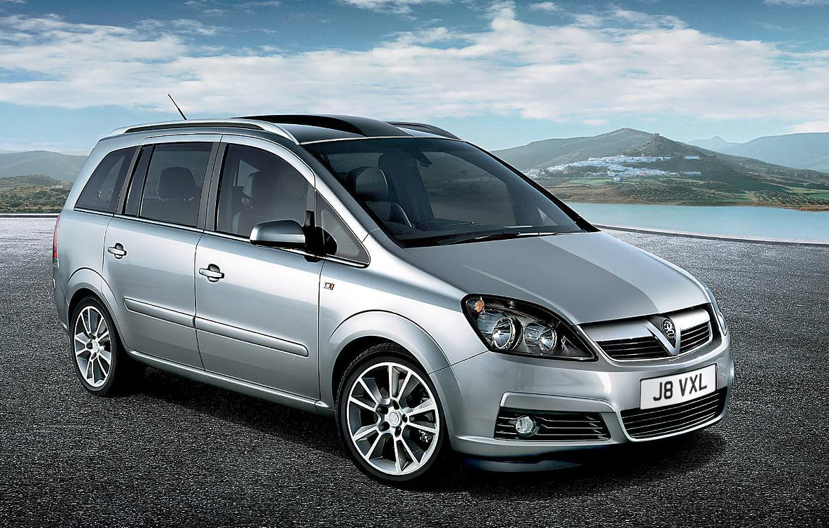 Used car buying guide: Silver Vauxhall Zafira NCAP rating