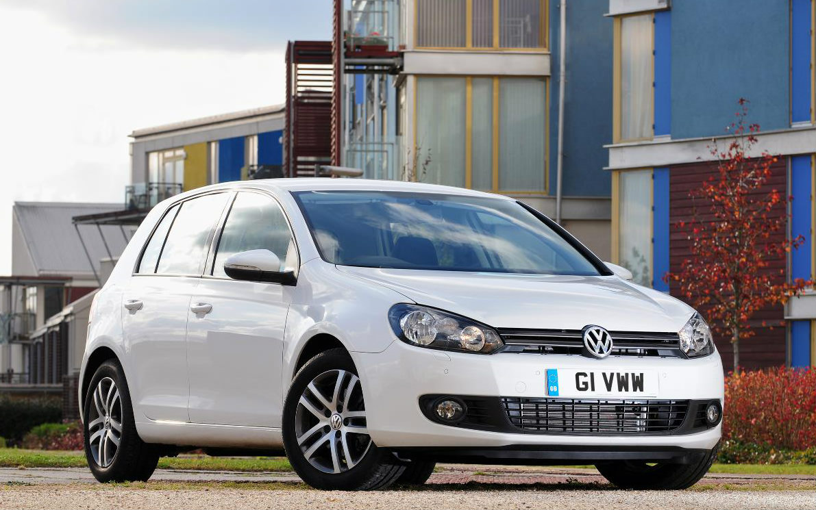 One of the best used family cars for £600 - Volkswagen Golf
