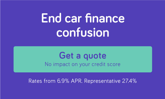 End Car Finance confusion