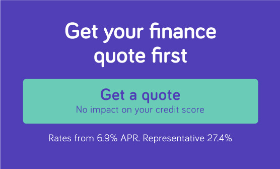 Get your finance quote first