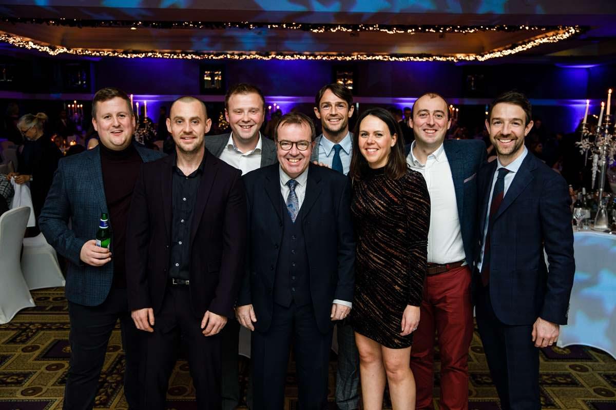 Christmas Awards Evening ExecCo