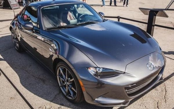 Hardtop MX-5 gets £22,195 price tag