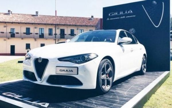 £29K price tag for Alfa Romeo Giulia confirmed