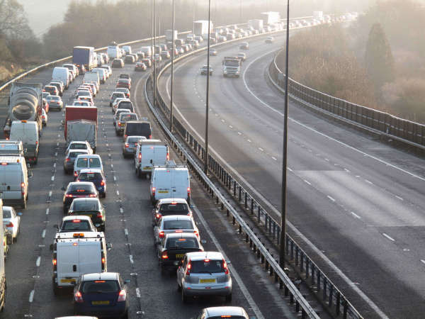 Travel advice for drivers during Christmas 2016