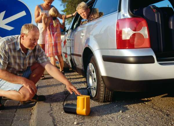 Tyre pressure warning systems: all you need to know
