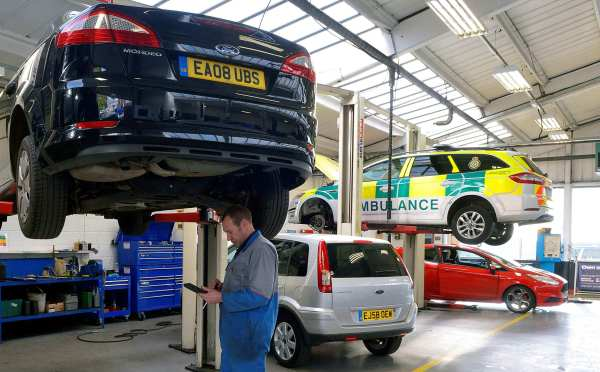 How often should a car be serviced and repaired?