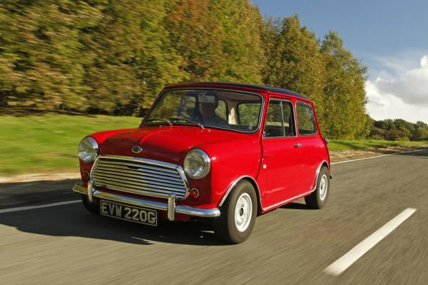 Best of British: the nation's finest moments on four wheels