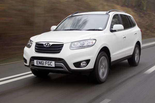 The Best Large 4x4s and SUVs for £10,000