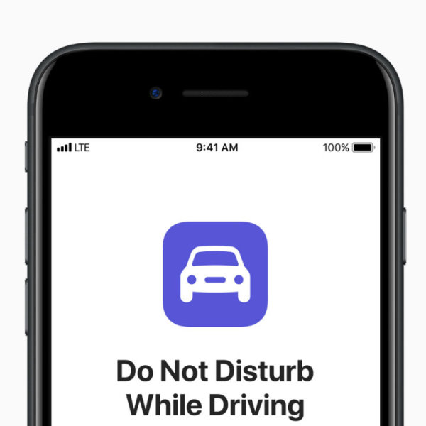 Eyes on the road: Apple tackles driver distraction with new 'Do Not Disturb While Driving' setting for iPhone