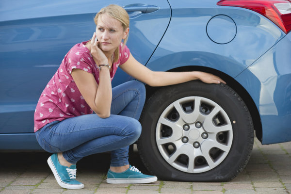 Under pressure: how to check the air in car tyres