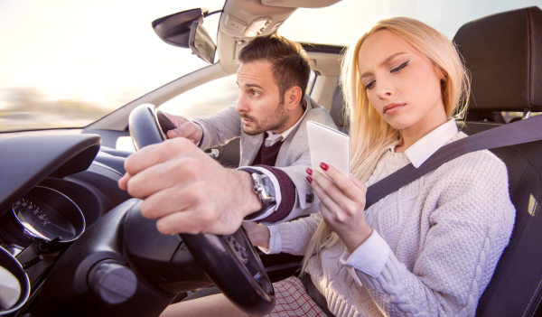 Survey Reveals the Most Common Dangers for Drivers