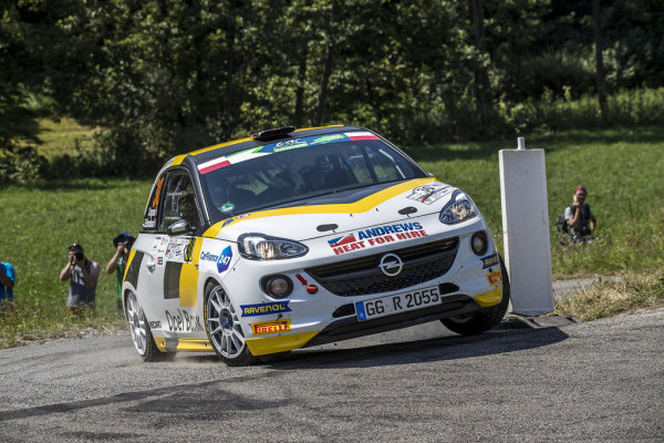 Rally Liepaja: Chris Ingram guns for the European Rally Championship