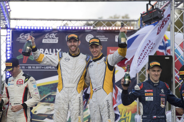 European Rally champion: Chris Ingram gets revved up about his two rally titles – exclusive interview