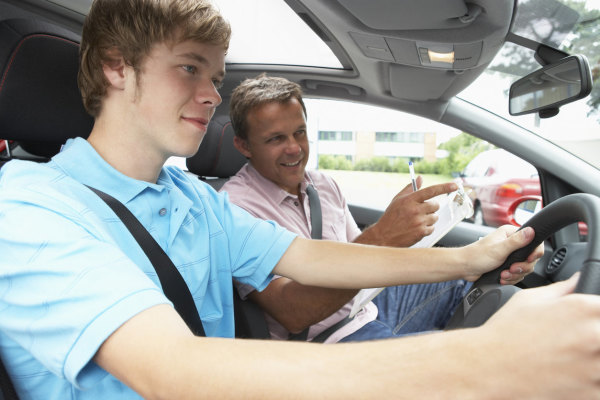 What are the new driving test laws and when do they come into effect?