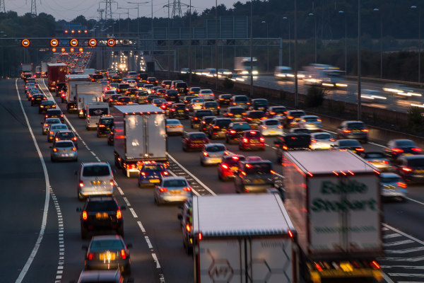 Driving home for Christmas: complete guide to the traffic hotspots