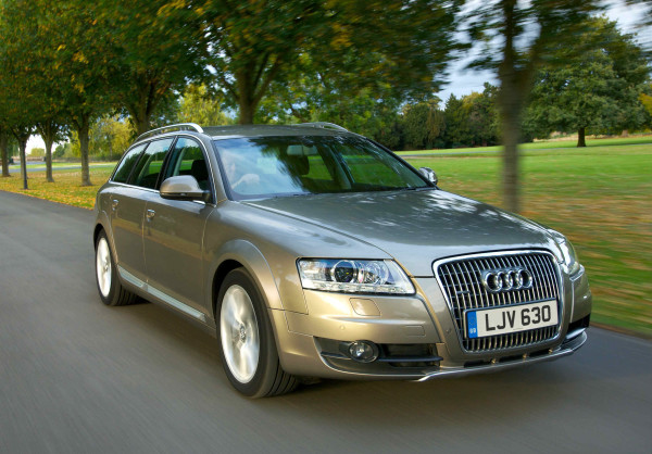 The Best Used Four Wheel Drive Luxury Estate Cars for £12000.