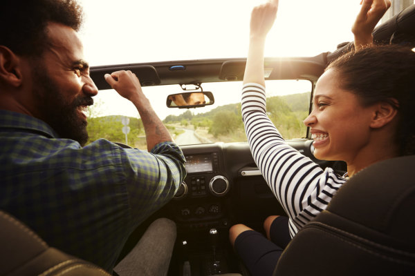 Don't worry, be happy: fun cars are the secret to happiness, study says