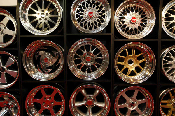 The Best Alloy Wheel and Tyre Protection