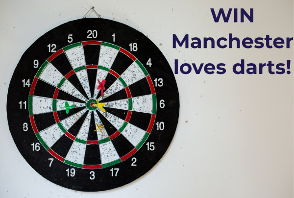 Darts competition - terms and conditions