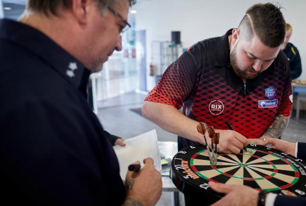 Darts prize bundle - competition