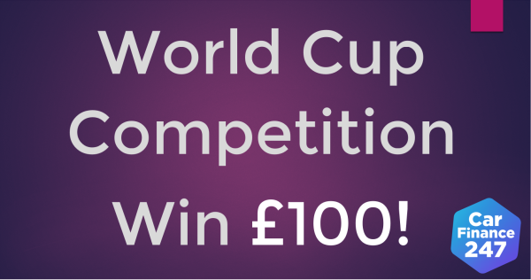 World Cup Competition | Terms & Conditions