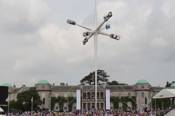 The Goodwood Festival of Speed Experience