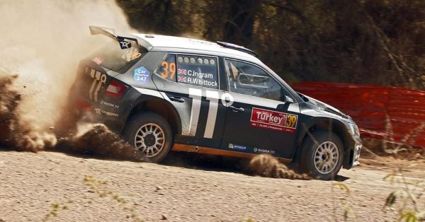 Going for gold: Chris Ingram previews Rally Poland 2018