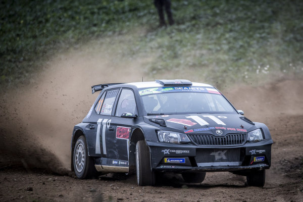Chris Ingram: I could claim the U28 European Rally Championship at Rally Liepāja
