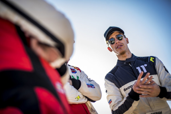 Chris Ingram: The 2018 European Rally Championship slipped through my fingers but I'll be back next year