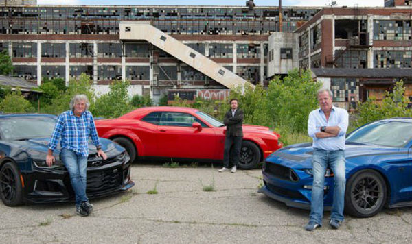 The Grand Tour season three: Clarkson, Hammond and May promise the best is yet to come