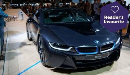£100K BMW i8 gifted to each Leicester City player