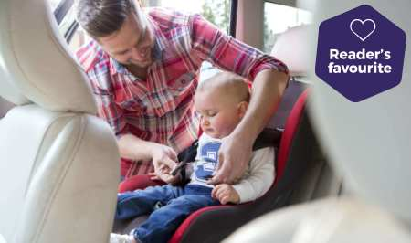 Child seat laws: new rules for basic booster cushions