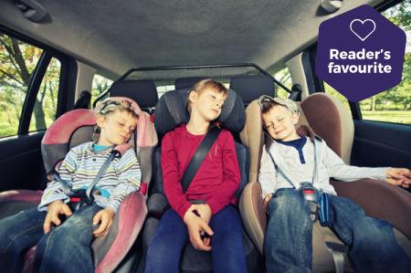 Unsafe child seats