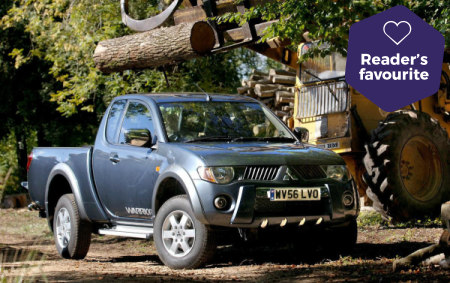 Used Car Buying Guide: best pick-up trucks for £8000