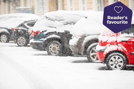 The top 5 most reliable cars to get you through this winter safely!