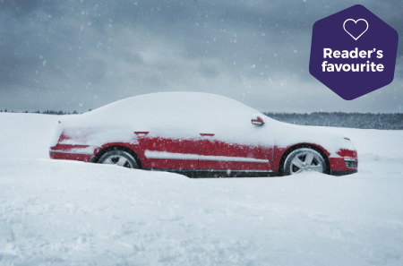 Going snowhere: what to do if your car gets stuck in snow