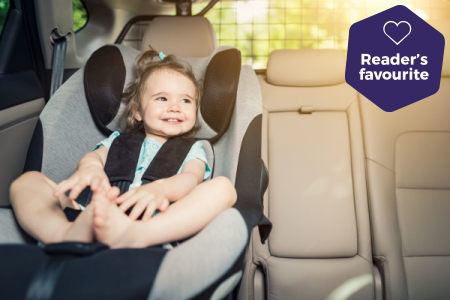 Everything parents need to know about ISOFIX child car seats