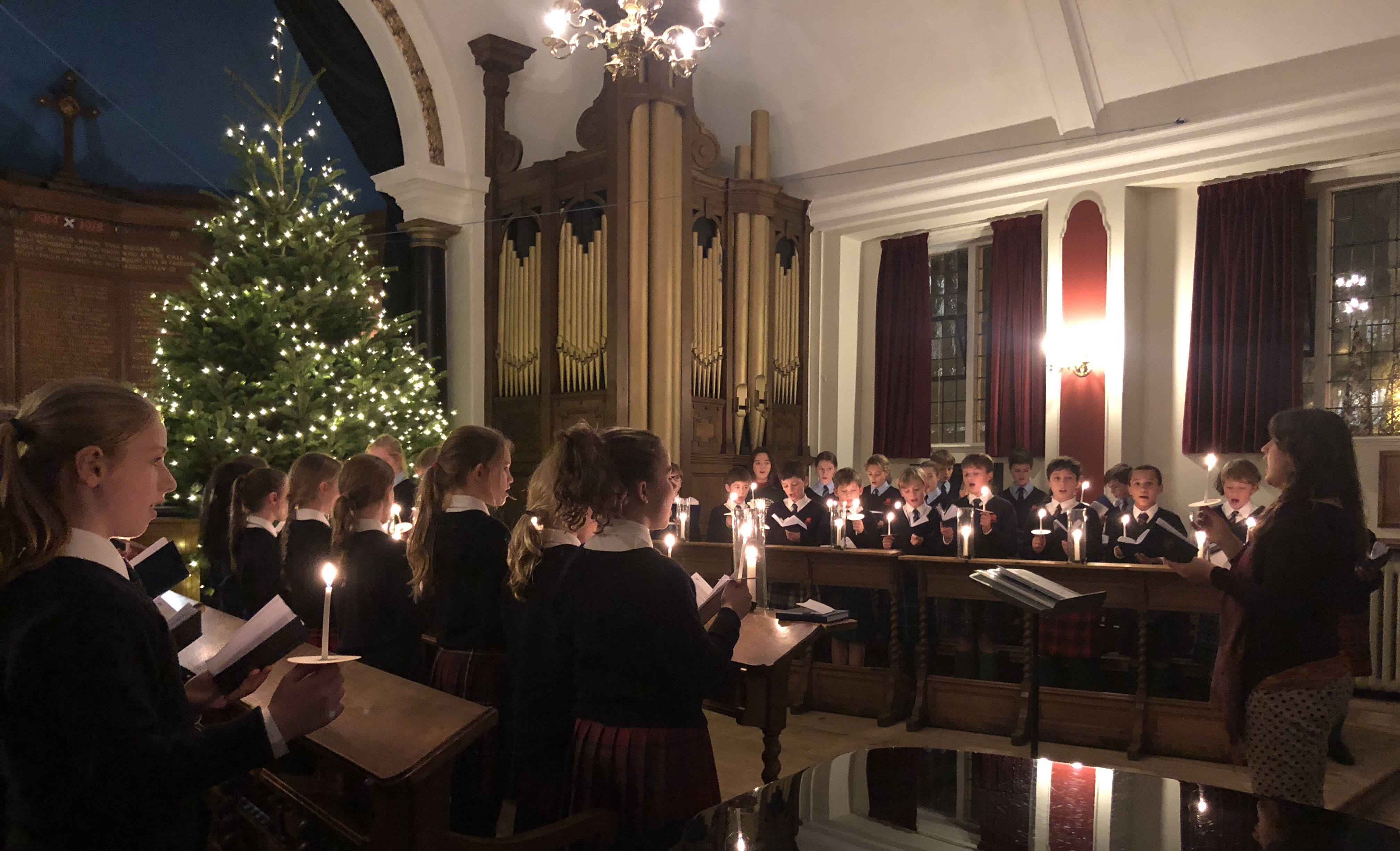 Headmaster's Welcome and Virtual Tour