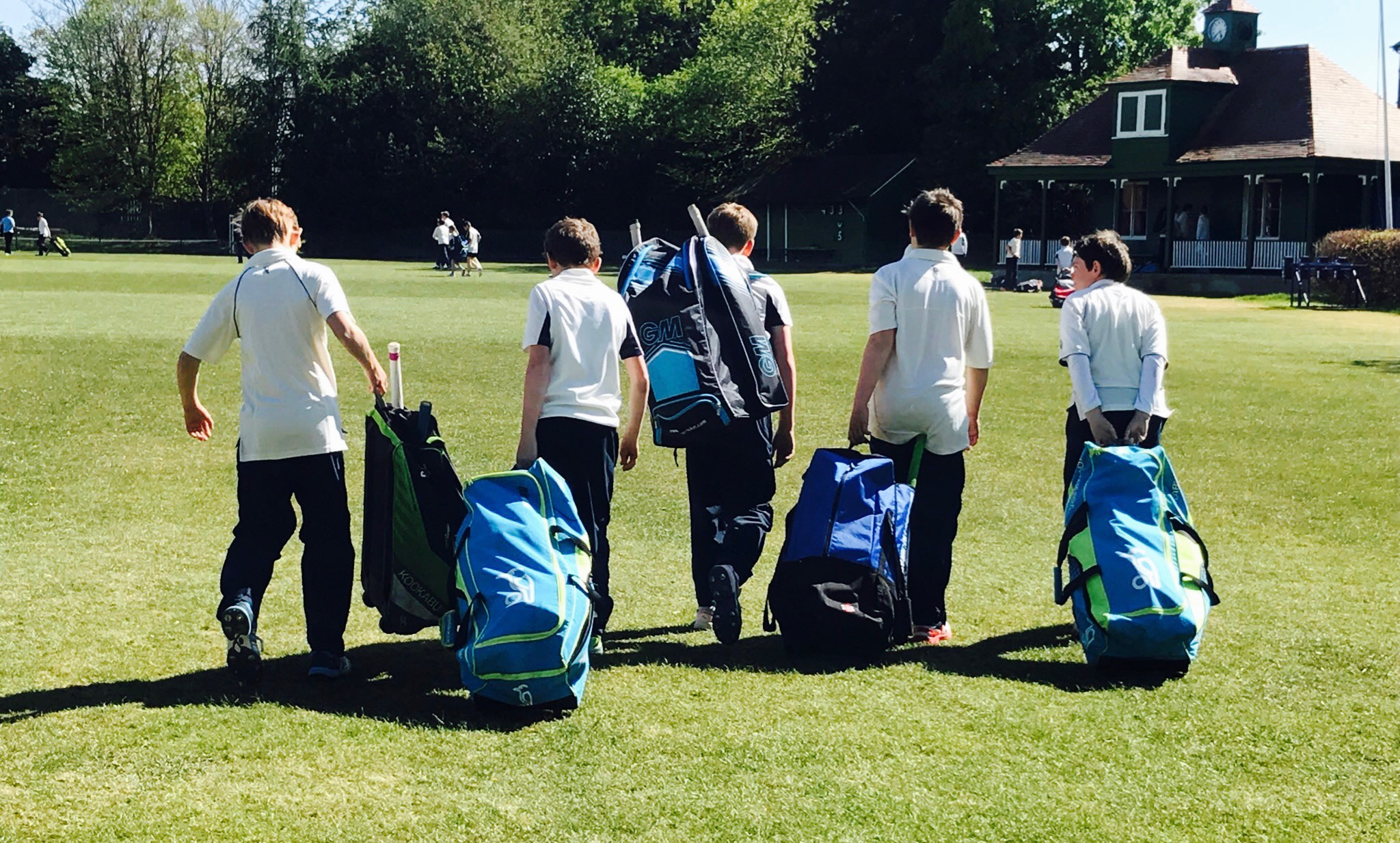 Cargilfield Cricket