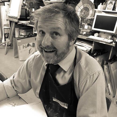 Mr Mark Rees, BA (Hons), PGATC
