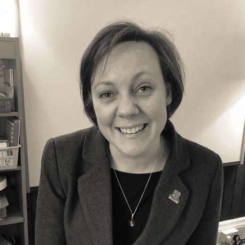 Mrs Nicola Lyell, BA (Hons), PGCE