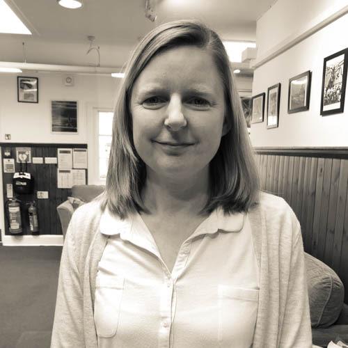 Mrs Sarah Taylor, MA, PGCE