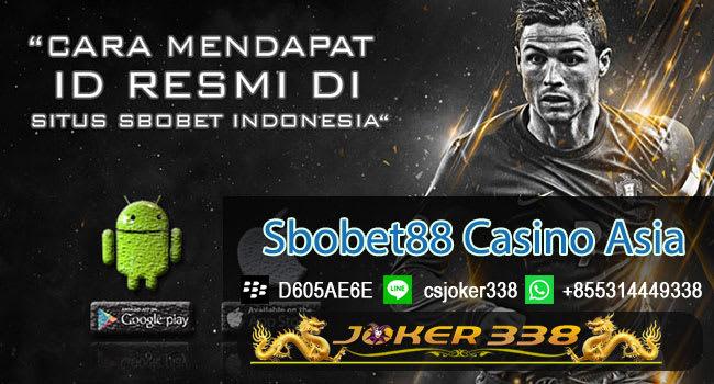 Sbobet88 Casino Asia