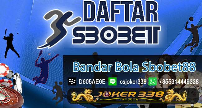 Bandar Bola Sbobet88