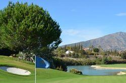 golf course