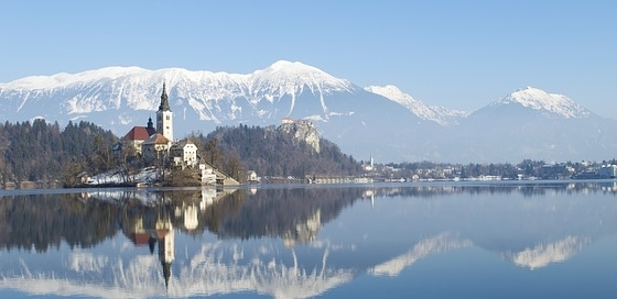 winter bled