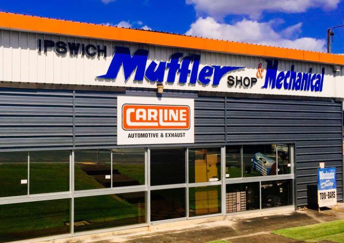 Carline West Ipswich