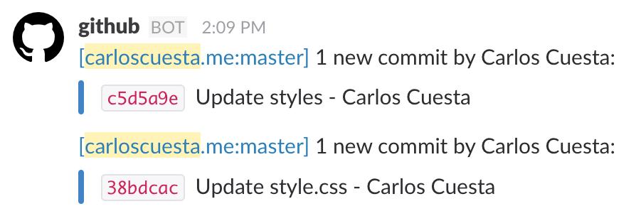 Carlos Cuesta - GitHub