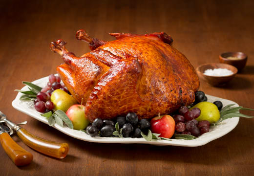 Carlton Farms Smoked Turkey